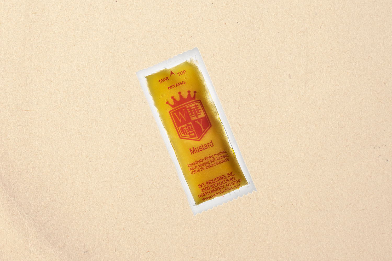 WY chinese hot mustard