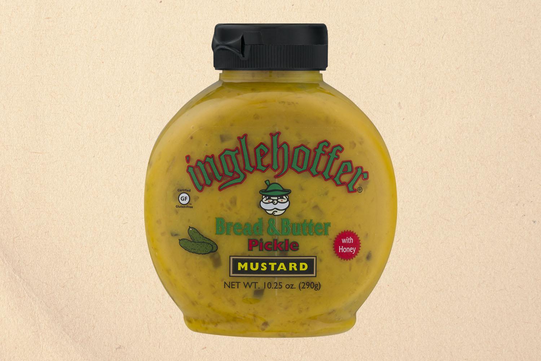 Inglehoffer Bread & Butter PIckle mustard