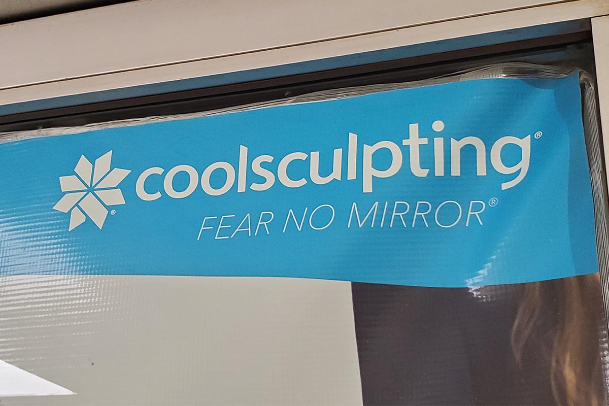 coolsculpting banner