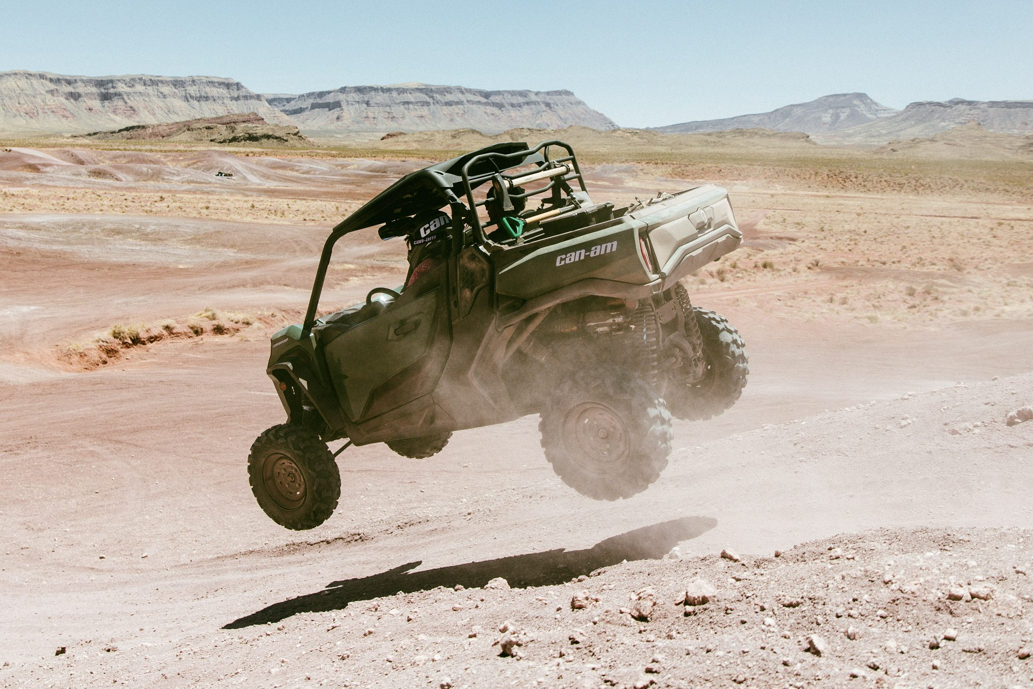 Get Back on Track With the Great American Off-Road Trip