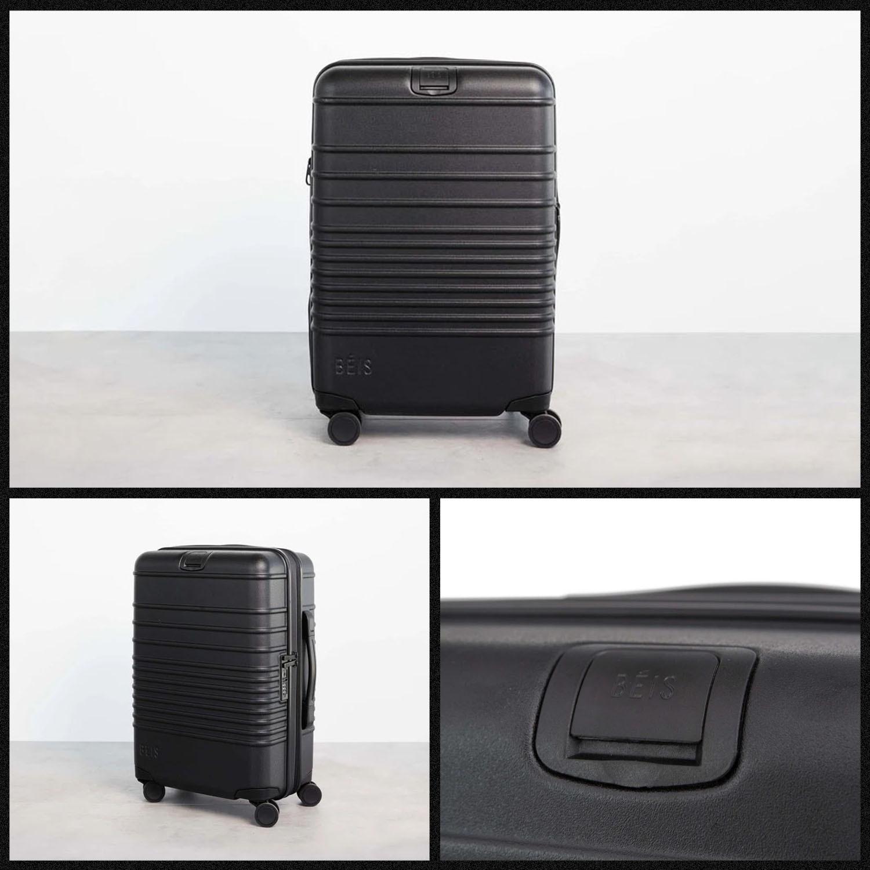 The Béis Carry-On Roller Case