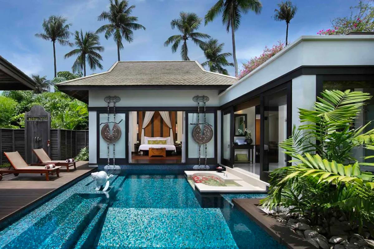 The Eco-certified Anantara Mai Khao Phuket Villas
