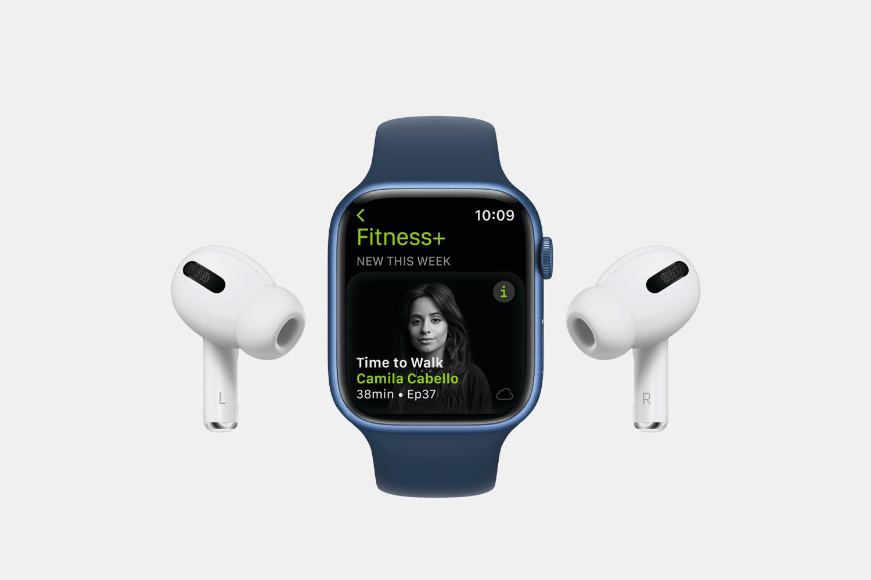 Apple Fitness+ series