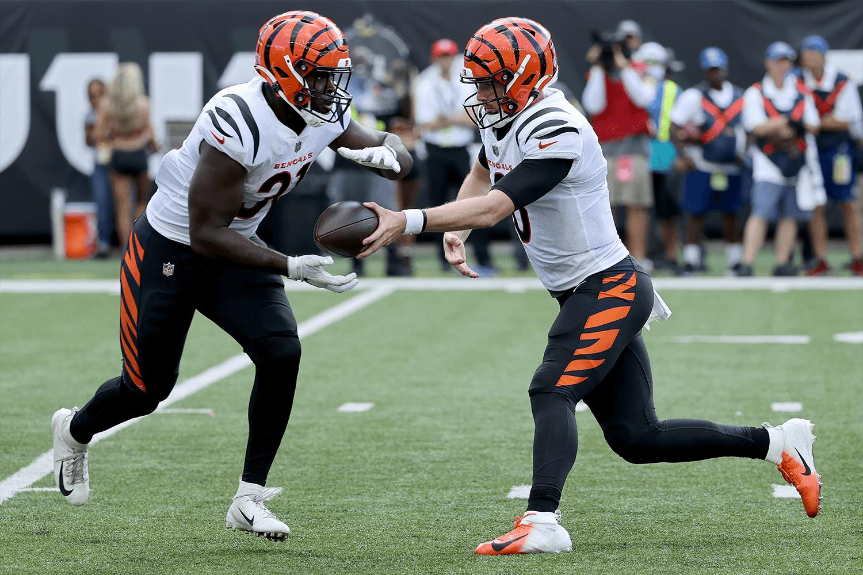 Cincinnati Bengals 2021 uniforms