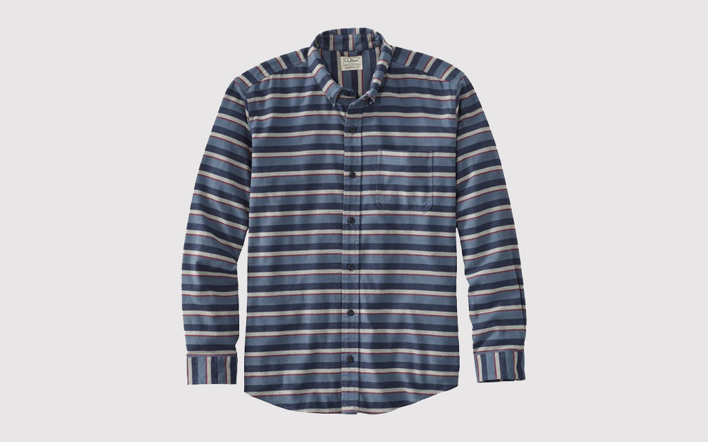Comfort Stretch Flannel