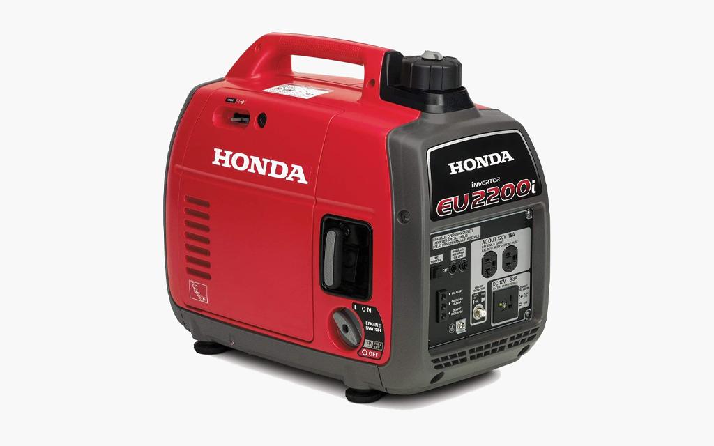 Honda 2200-Watt Portable Inverter Generator