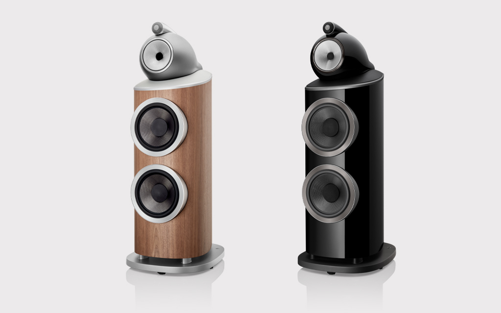 Introducing the 800 Series Diamond speakers from Bowers & Wilkins