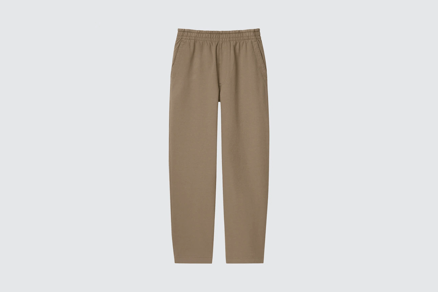 Jersey Relaxed Ankle Pant