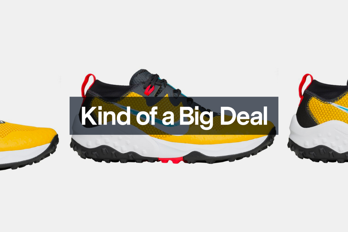 Save 40% on Our Favorite Nike Trail Runners