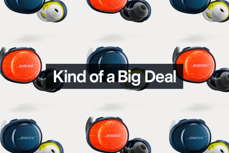 Save $100 on Bose's First Truly Wireless In-Ear Headphones