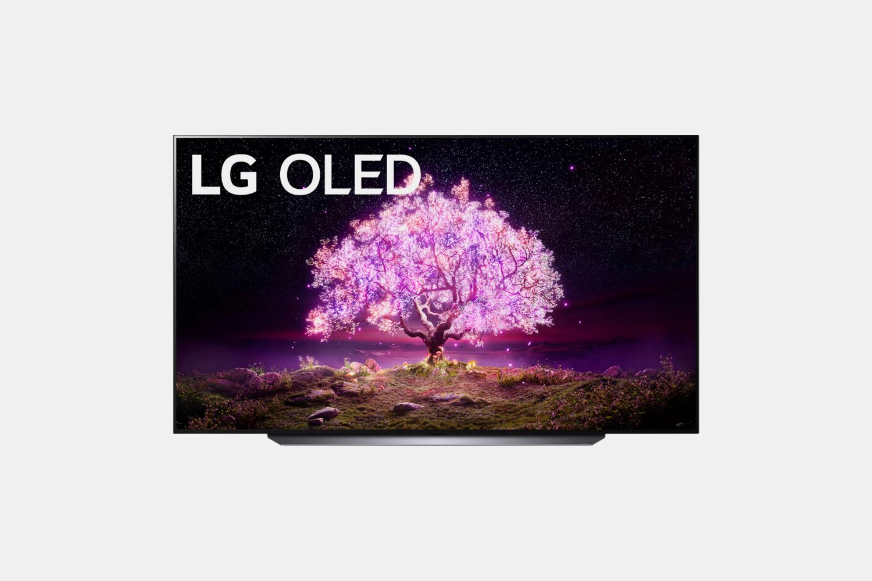 LG C1 OLED TV, 83-inches