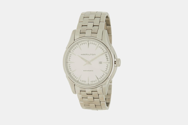 Men's Jazzmaster Viewmatic Auto Watch, 44mm