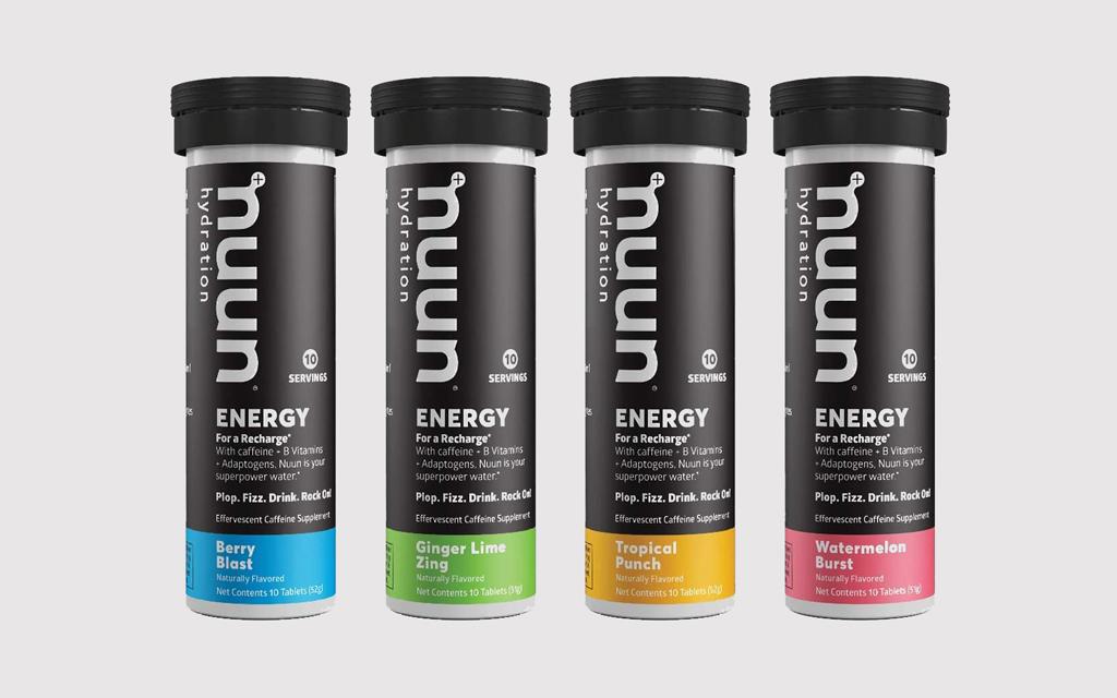 Nuun Energy Electrolyte Tablets