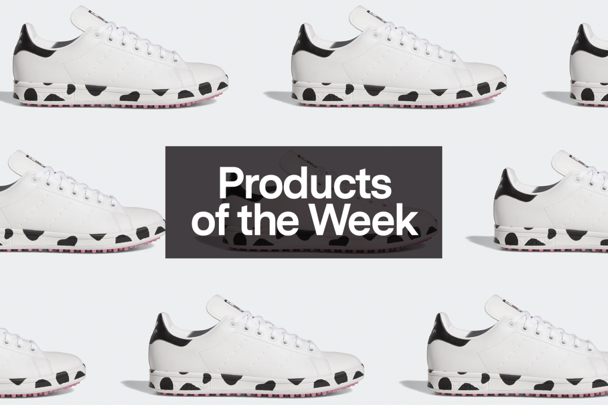 Products of the Week: Stan Smith Golf Shoes, Gin-Inspired Pickles and a Bud Light Candle