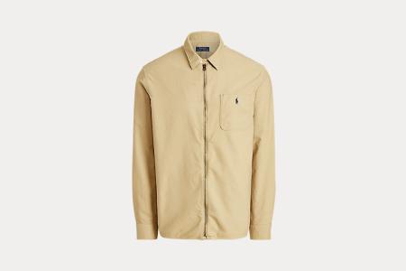 Polo Ralph Lauren Oxford Full-Zip Overshirt