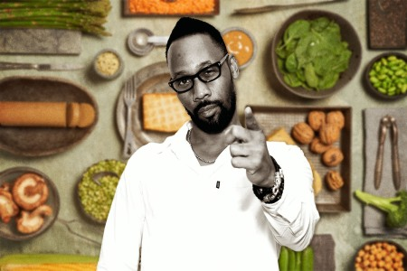 RZA from Wu-Tang Clan wants more people to consider a plant-based diet