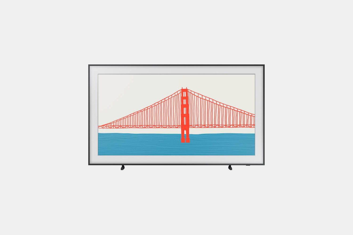 Samsung The Frame, 75-inches