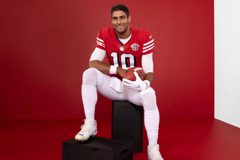 San Francisco 49ers 2021 uniform