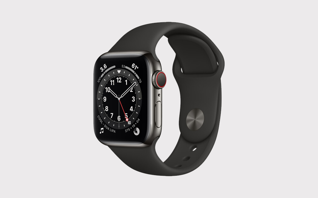 Save on the Apple Watch Series 6 for a limited time