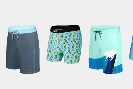 Saxx's latest sale discounts our favorite underwear, bathing suits, pajamas and more