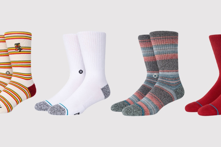 Shop the Stance End of Summer Sale to discover the perfect pair of socks