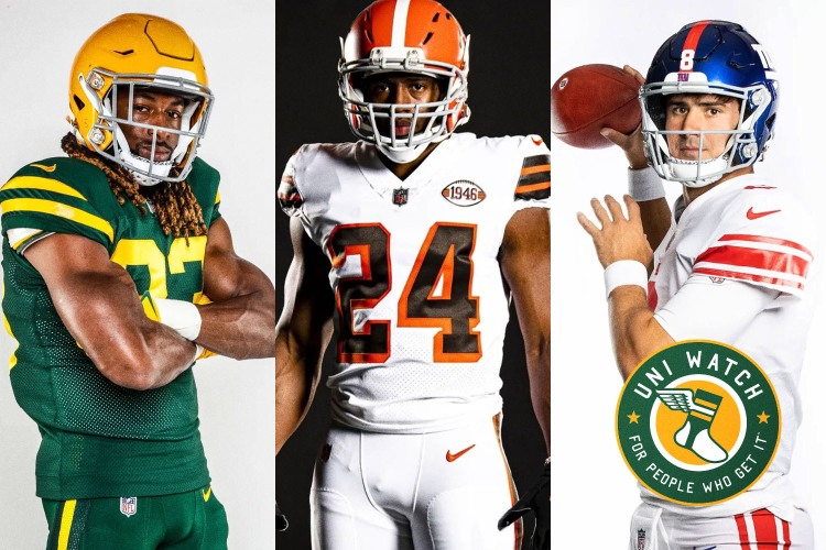 Uni Watch - NFL Preview