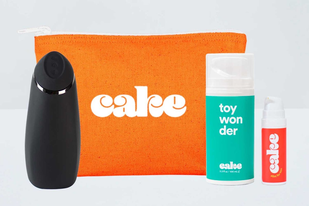 Deal: Save 30% on Unique Lubricants, Massagers and More During Cake's Sitewide Sale