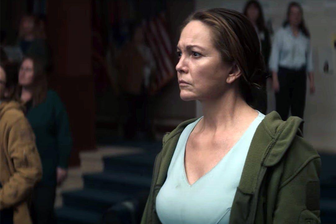 """Diane Lane in """"Y: The Last Man"""""""