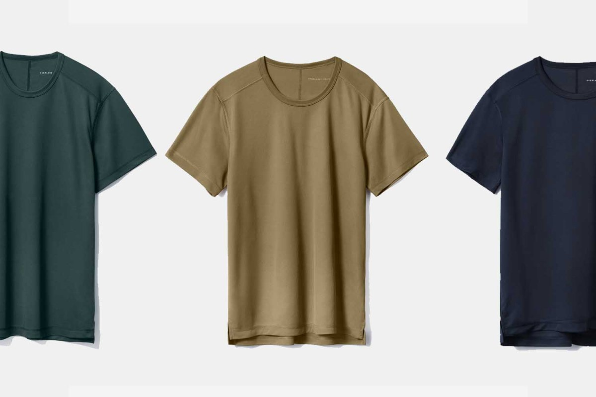 Deal: Everlane's Performance Sport Tee Is 36% Off