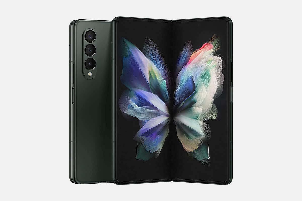 Samsung Z Fold 3 256 GB Storage