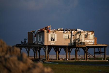 hurricane ida destruction