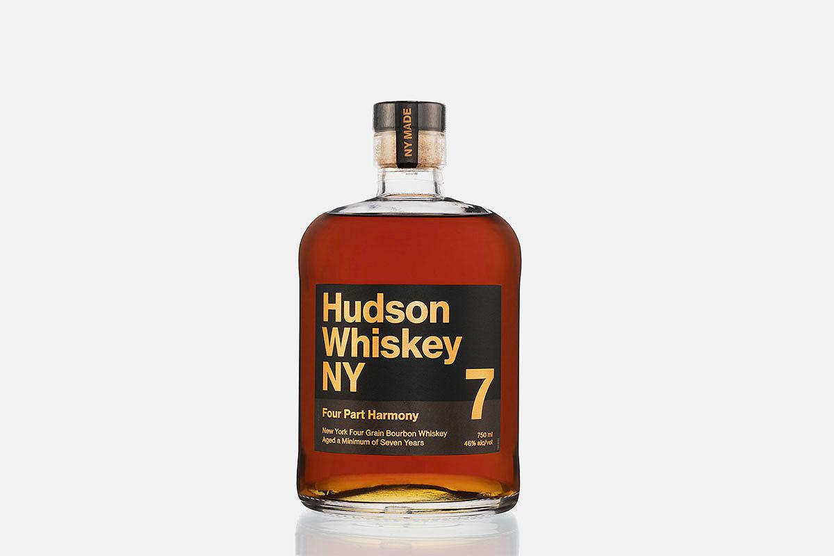 Hudson Whiskey Four Part Harmony
