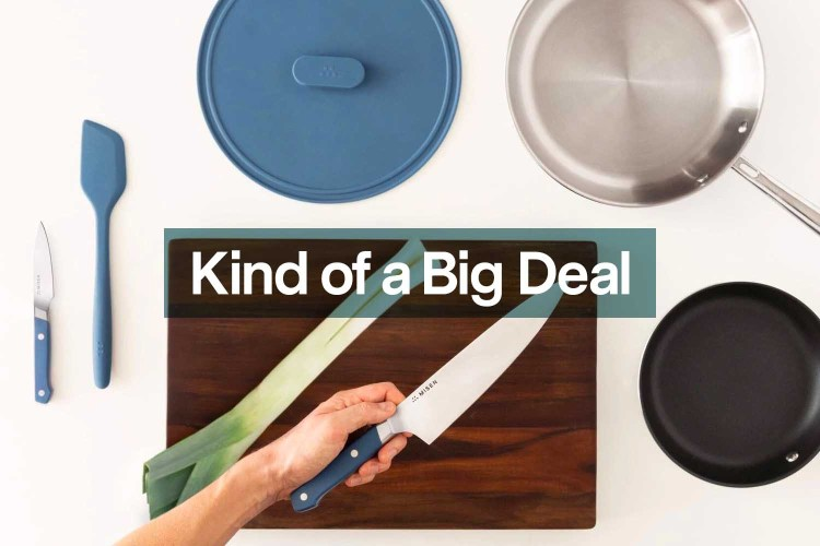 Deal: Take 20% Off Top-Tier Misen Cookware