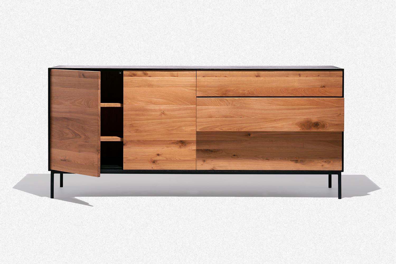Lincoln Dresser in Oak from Industry West