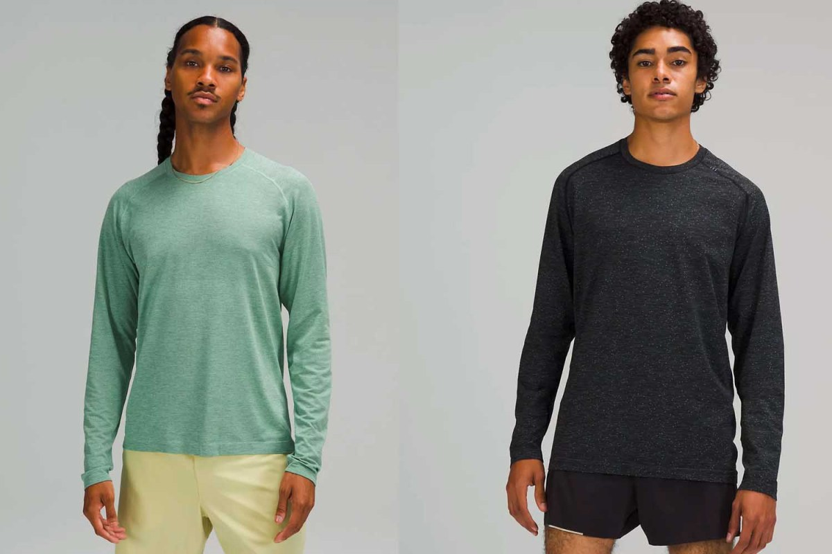 Deal: The Ultimate Running and Training Long-Sleeve Is on Sale