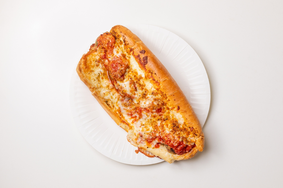 The meatball sub at Danny Boy's Famous Original