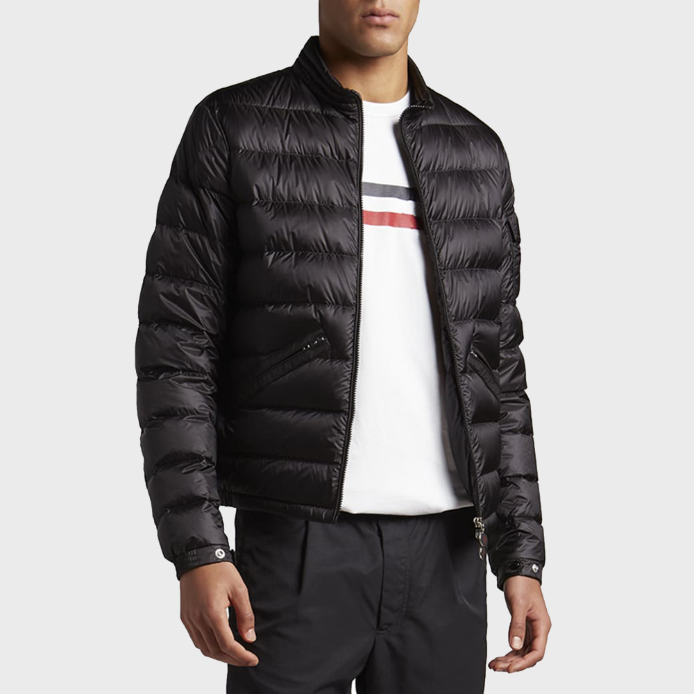 Moncler Agay Quilted Puffer Jacket