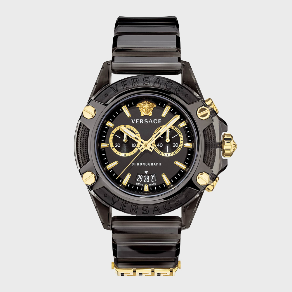 Versace 44mm Icon Active Watch
