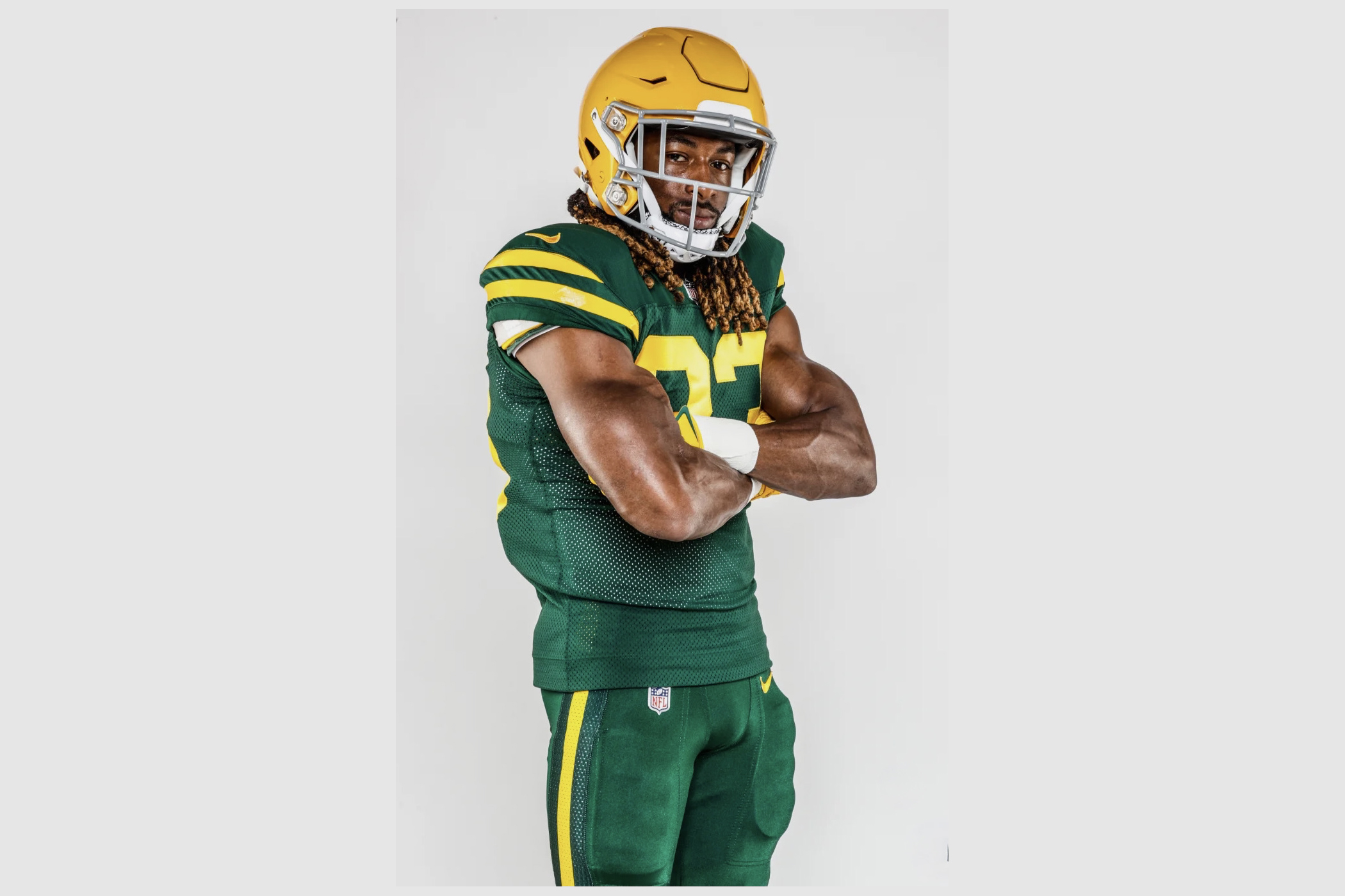 green bay packers new uniforms for 2021