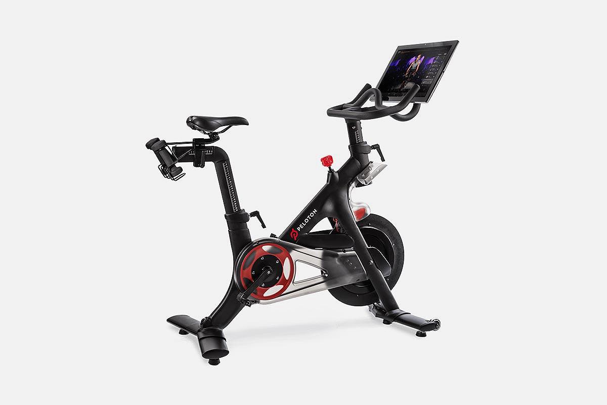 The Peloton Bike, now $400 off