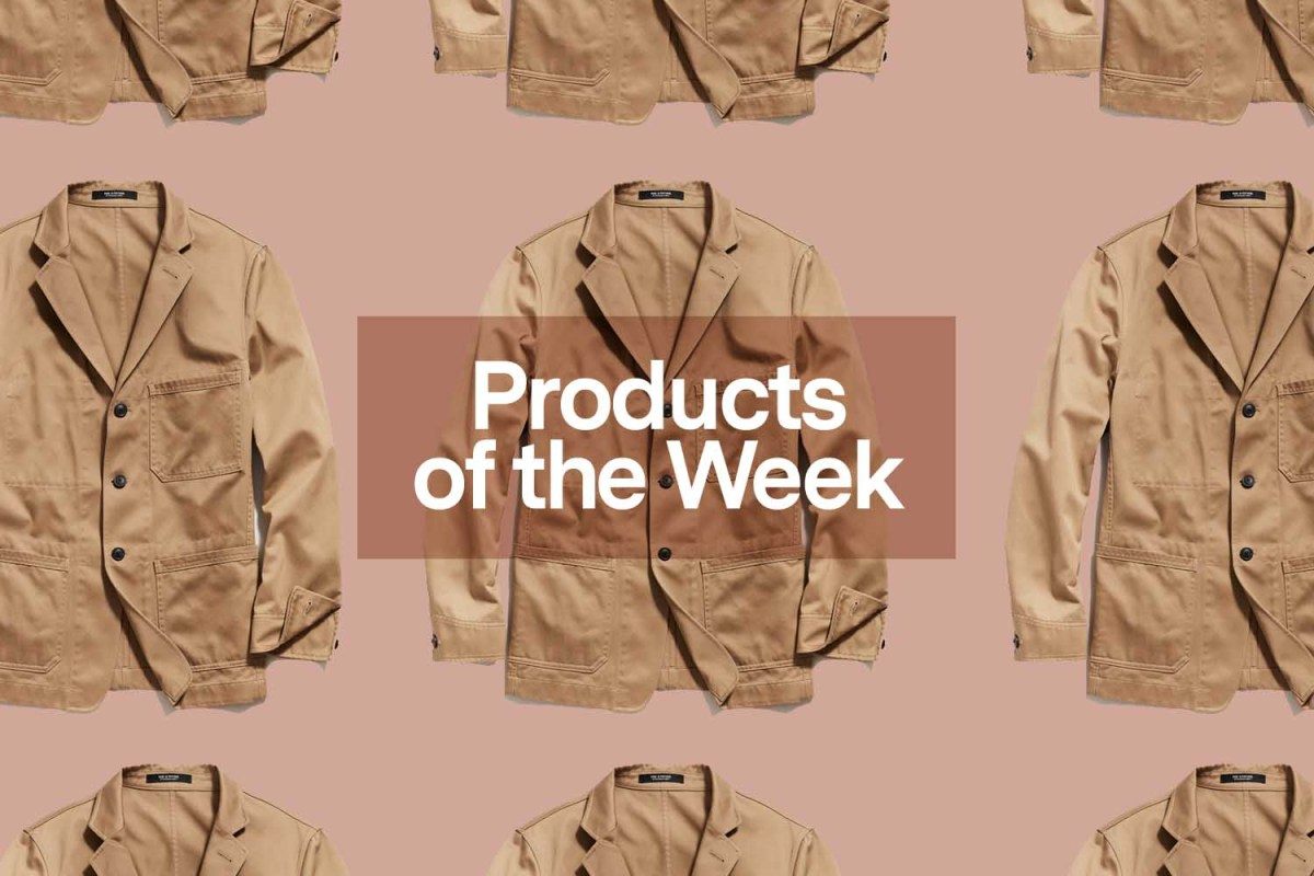 Products of the Week: Polaroid Cameras,  Workwear Jackets and Fall-Flavored Bud Light Seltzers