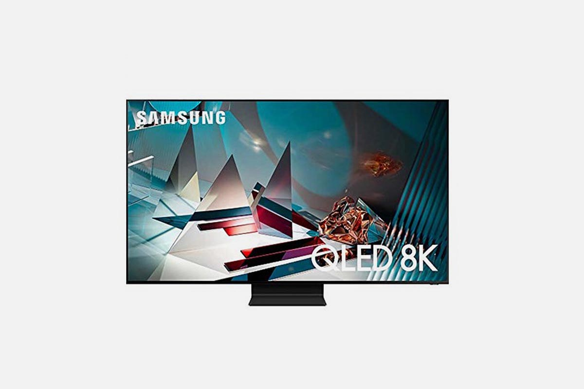 The Samsung Class Q800T QLED 8K, now on sale at Woot