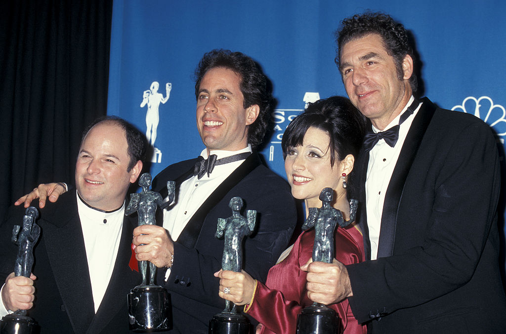 """Seinfeld"" cast"