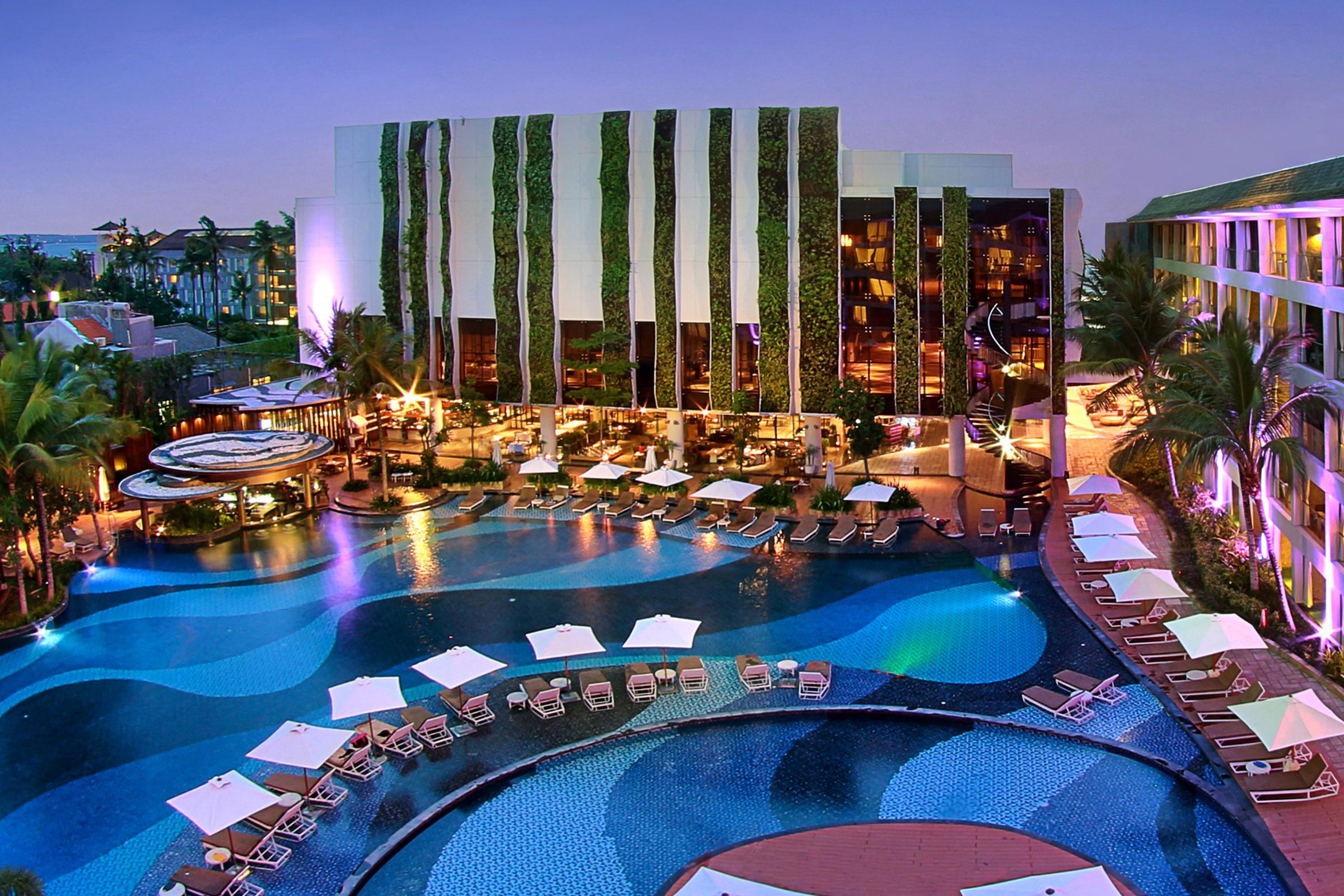 The Stones Hotel in Bali