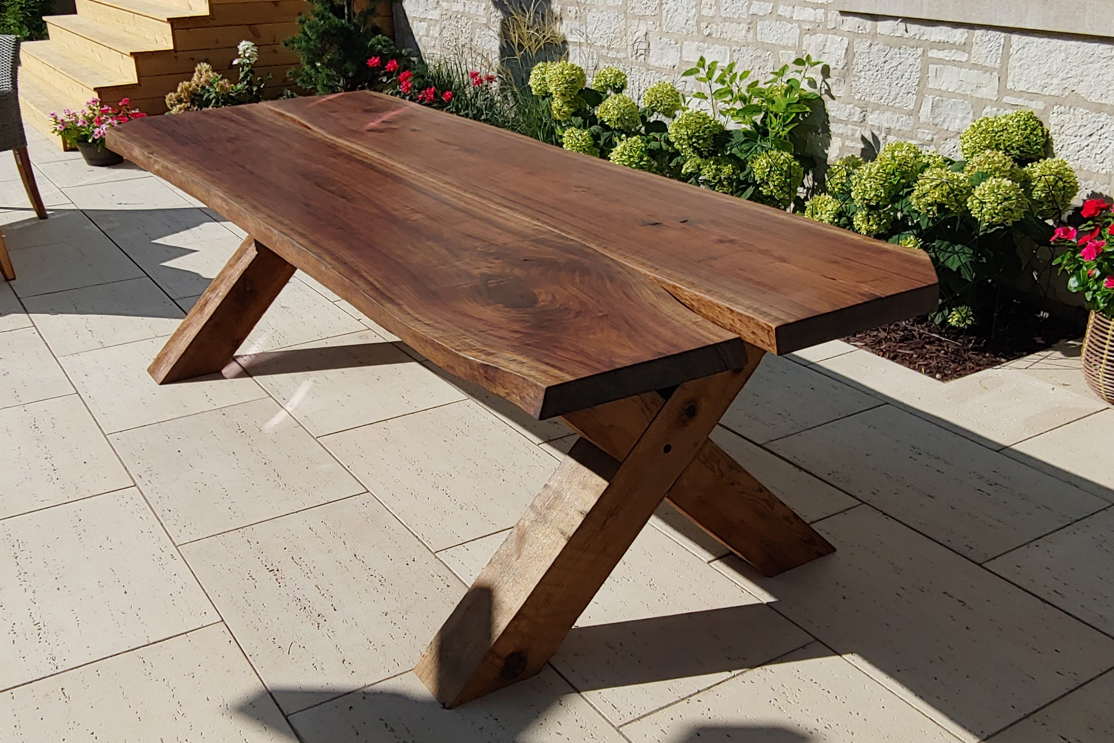 A table from Wood Urban Design