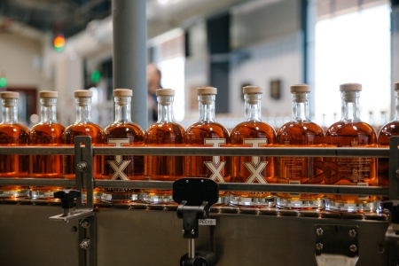 TX Straight Bourbon from Fort Worth's Firestone & Robertson Distillery