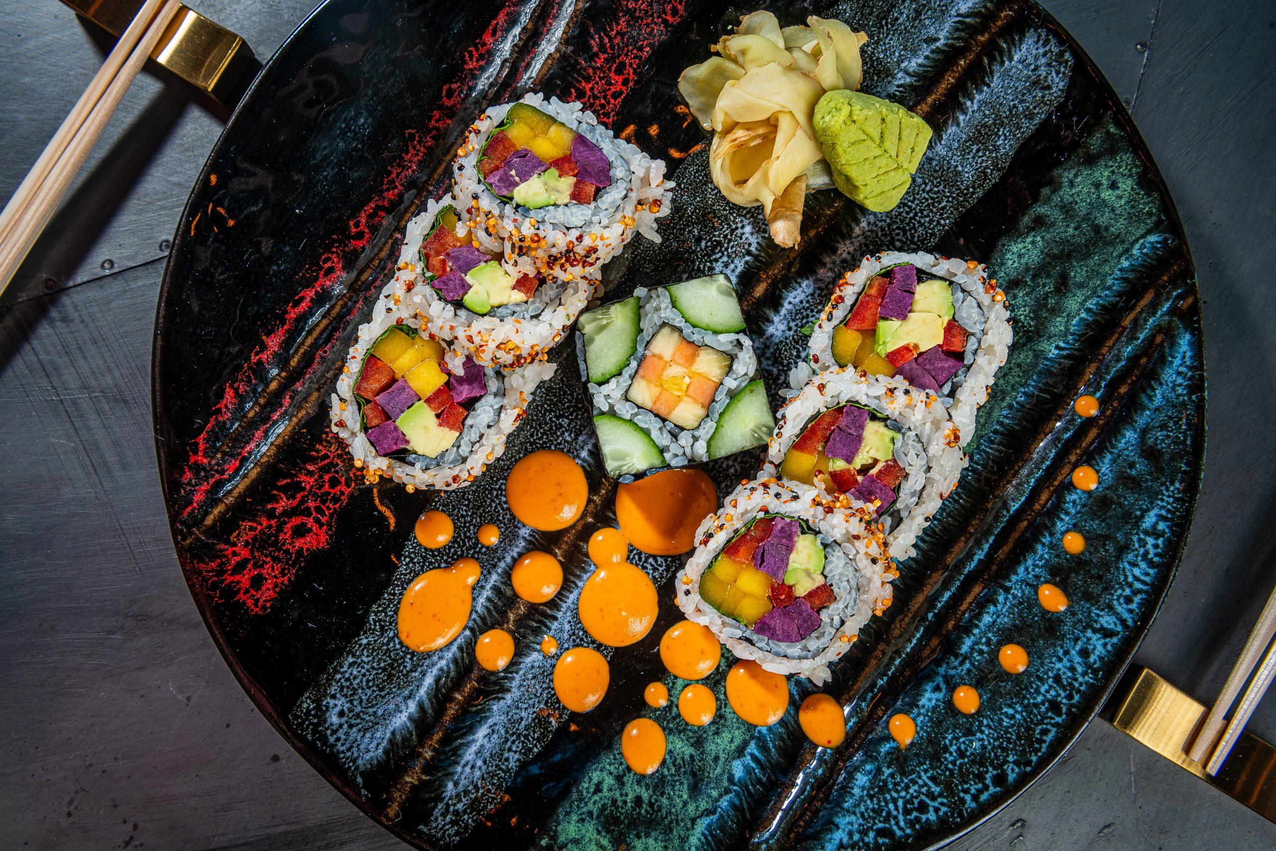 A selection of rolls at Yatai by NaRa-Ya