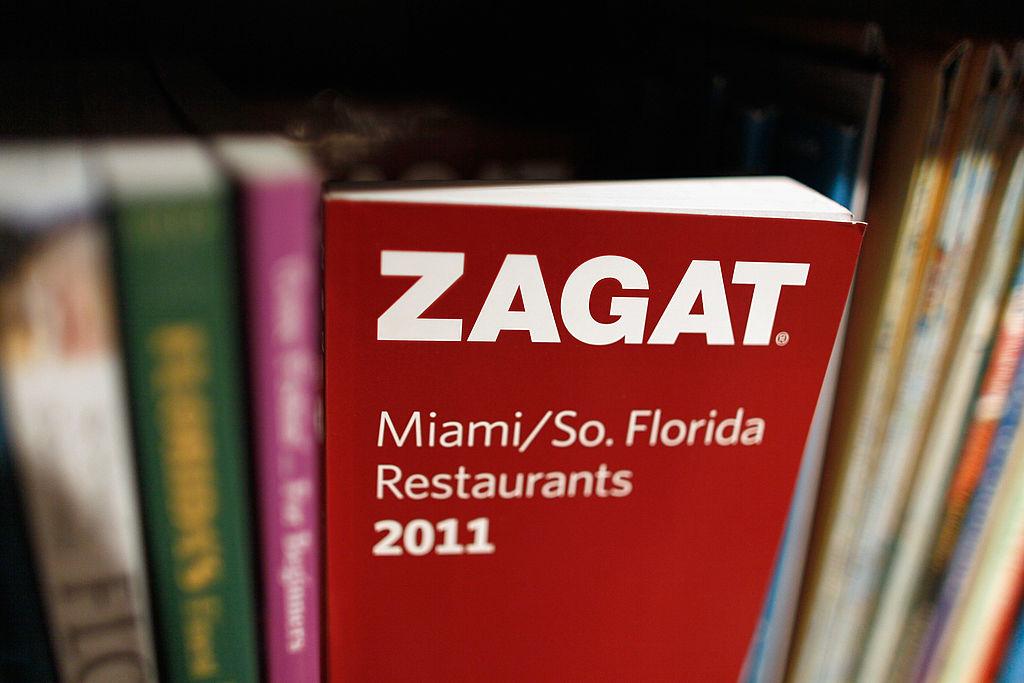 Zagat guide