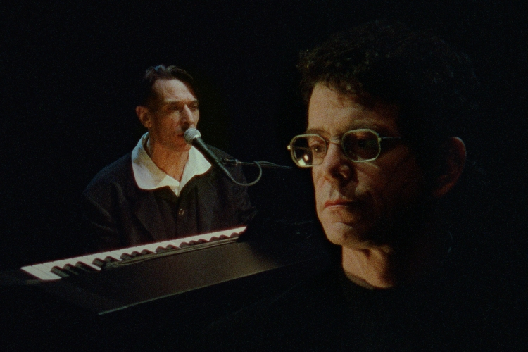 Songs for Drella is a film by Ed Lachman.