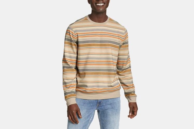 Camp Fleece Crew Sweatshirt